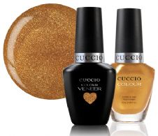 Cuccio Veneer Matchmakers Duo 2 x 13ml - Russian Opulance